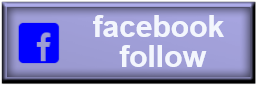button social network facebook follow
