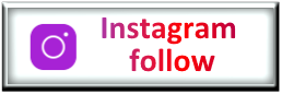 instagram social network follow button